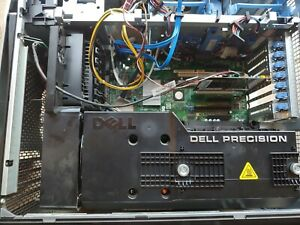 *AS IS* Dell Precision 690 Desktop PC *NO HDD OR GPU*