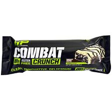 MusclePharm Combat Crunch Protein Bar Chocolate Coconut 20 g Protein x 12 Bars