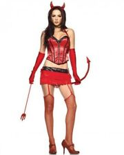 Red Hot Devil Sexy Adult Costume Leg Avenue
