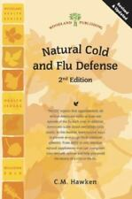 Natural Cold and Flu Defense (2nd Edition)-ExLibrary