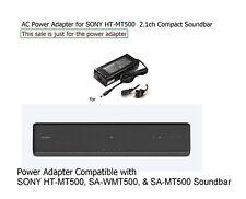 Ac Power Adapter Power Supply for Sony Ht-Mt500 mini Soundbar