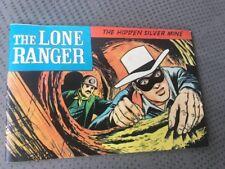1973 LONE RANGER MINI COMIC, GABRIEL HUBLEY PLAYSETS, THE HIDDEN SILVER MINE