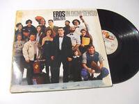 Eros Ramazzotti -In Ogni Senso- Disco Vinile 33 Giri LP Album Stampa ITALIA 1990