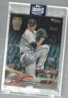 Patrick Corbin 2020 Topps Archives Signature Series On Card Auto/47 MLB!!