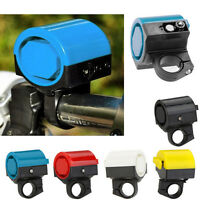 Wonderful Electronic Loud Bike Horn Cycling Handlebar Alarm Ring Bicycle Bell sT