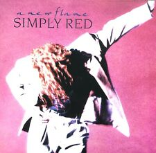 SIMPLY RED A NEW FLAME 1989 ALSDORF PRESS LP VINYL RECORD ALBUM PLAY TESTED