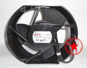 ETRI 352DZ 15 * 17 * 50CM three-blade fan 24V 32.88W wind volume