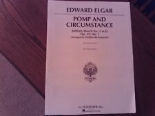 Elgar, arr Prostakoff: Pomp and Circumstance March No. 1 in D, piano (Schirmer)