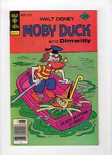 Moby Duck #27 (Jul 1977, Western Publishing) - Very Good/Fine