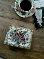Vintage 1940s Petit Point Bag