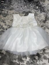 Baby Girl Baptism Dress Christening Brand New 3 Month Old Size