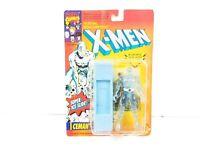 "Marvel X-Men's Iceman Toy Biz 4.5"" Action Figure and Super Ice Slide New Sealed"