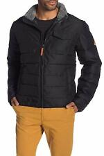 Gerry Men's Bearwood Workwear Insulated Durable Jacket 1146094 Black 3XL
