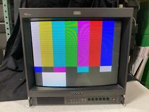 Sony PVM-20M4U Professional Broadcast Video Monitor