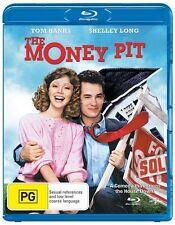 *NEW & SEALED* The Money Pit (Blu-ray, 2016) Tom Hanks. Region B AUS Movie