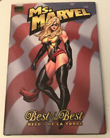 Ms. Marvel Vol 1 Best of the Best Hardcover HC/Graphic Novel Reed Marvel 2006