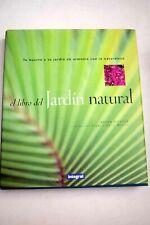 El libro del jardín natural / Harper, Peter