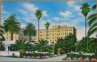 1950 AD Postcard-Hotel Miramar-Santa Monica, California