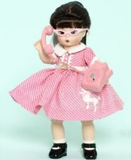 New Madame Alexander Chatterbox Wendy  Girl Doll 8""