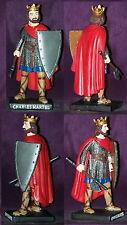 Statuette Charles Martel - statuette médiévale - décoration moyen age