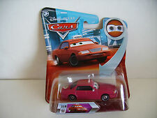 Disney Pixar Cars Diecast Vern's Taxi Cab. lenticulaire série Eyes