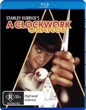 Brand New & Sealed - A Clockwork Orange (Blu-ray, 2008) Stanley Kubrick