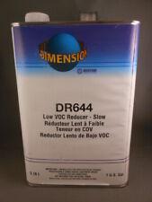 Western Dimension DR644 Low VOC Reducer SLOW Automotive Paint 1 Gallon