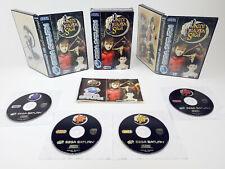 Sega Saturn *Panzer Dragoon Saga* Schuber, OVP und Anleitung #2