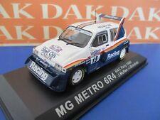 Die cast 1/43 Modellino Auto MG Metro 6R4 RAC Rally 1986 J.McRae