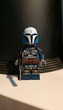 Lego Star Wars The Mandalorian custom Bo Katan Death Watch mandalore minifigure