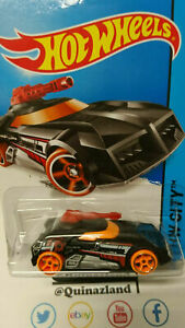 Hot Wheels Turbo Turret 2014-057 (CP01)