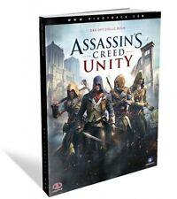 Assassins Creed: Unity - Das offizielle Lösungsbuch (Neu)
