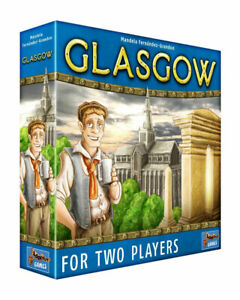 Glasgow Board Game SEALED UNOPENED FREE SHIPPING