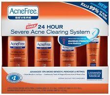 Acnefree 24 heures Acné Illuminateur Système Sévère W / Peroxyde de Benzoyle 4
