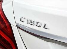 E664 C180 C180L Emblem Badge auto aufkleber 3D Schriftzug Plakette car Sticker