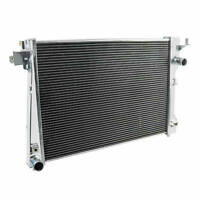 2 Row Aluminum Radiator Fit 2002-2005 Ford Thunderbird/Jaguar S-Type 3.0L-4.2L