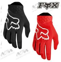 FOX RACING AIRLINE GLOVE MOTOCROSS OFF ROAD MX MTB BMX  DOWNHILL 21740