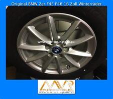 BMW 2er F45 F46 Active Gran Tourer 16 Zoll Winterreifen Winterräder Alufelgen _1