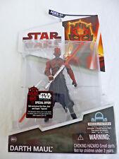 NIB Star Wars Legacy Collection Darth Maul BD05; 2009, Double-Edged Lightsaber