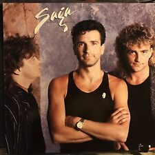 SAGA • Wildest Dreams • Vinile Lp • 1987 BON AIRE