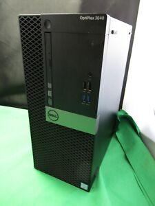 Dell Optiplex 3040 Intel Core i3 6100 8GB RAM 500GB HDD Win10 Pro
