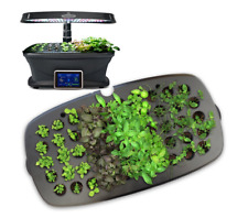 Seed Starting Indoor Kit Miracl Grow Aerogarden Garden Starter No Dirt No Mess
