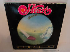 HEART - MAGAZINE PICTURE DISC 1978 LIMITED EDITION NUMBERED 61575 NM VINYL LP