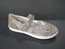 New $120 Vado Kids Girls Shoes Mary Jane Narrow Leather Sz 12 Usa/30 Euro/11Uk