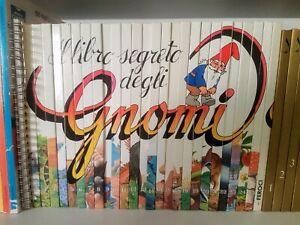 Il libro segreto degli gnomi 1-25 (1986, De Agostini) COMPLETO