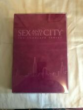 Sex and the City - The Complete Series (DVD, 2007, 21-Disc Set, Box Set)