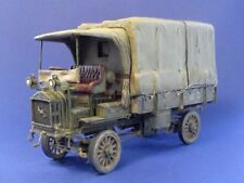 Resicast 1/35 FWD Model B 3-Ton Truck WWI British GS w/Tilt or Open Body 351253