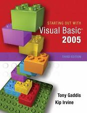 Starting Out with Visual Basic 2005 (3rd Edition)