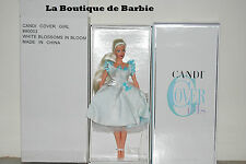 CANDI COVER GIRL, WHITE BLOSSOMS IN BLOOM, INTEGRITY TOYS # 90003, 2001, NRFB