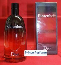 DIOR FAHRENHEIT EDT VAPO SPRAY - 100 ml